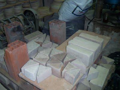 Arte cer mico en argentina pasta para fabricar ladrillos - Materiales para hacer un horno de lena ...